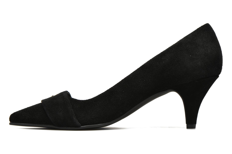 Zapatos de tacón Georgia Rose Jagela Negro vista de frente