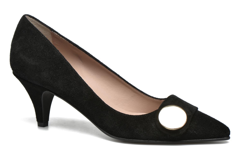Zapatos de tacón Georgia Rose Jagela Negro vista de detalle / par