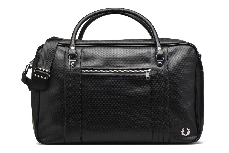 Bagages Fred Perry Piqué overnight bag Noir vue détail/paire