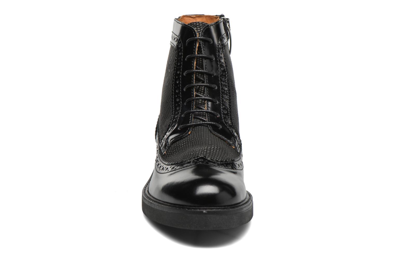Stiefeletten & Boots Georgia Rose Ninog schwarz schuhe getragen