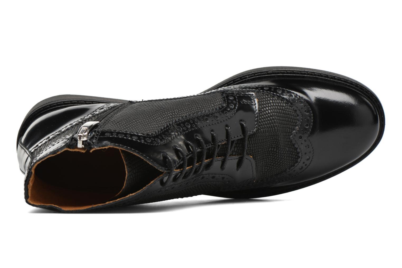 Stiefeletten & Boots Georgia Rose Ninog schwarz ansicht von links