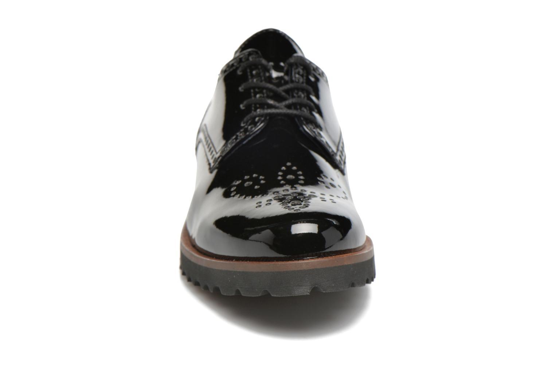 Zapatos con cordones Gabor Arielle Negro vista del modelo