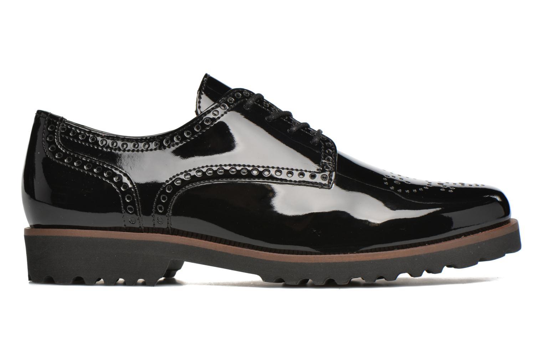 Chaussures à lacets Gabor Arielle Noir vue derrière