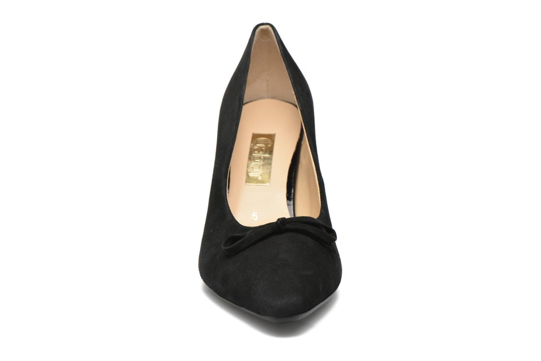 Escarpins Gabor Angelle Noir vue portées chaussures