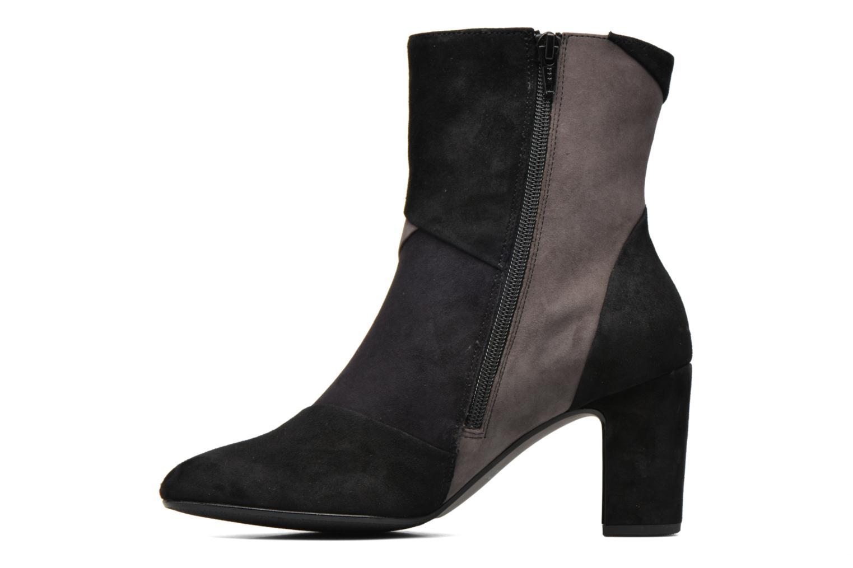 Bottines et boots Gabor Lamia Noir vue face