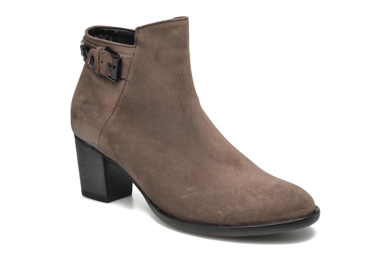 Bottines et boots Gabor Béatrice Gris vue détail/paire