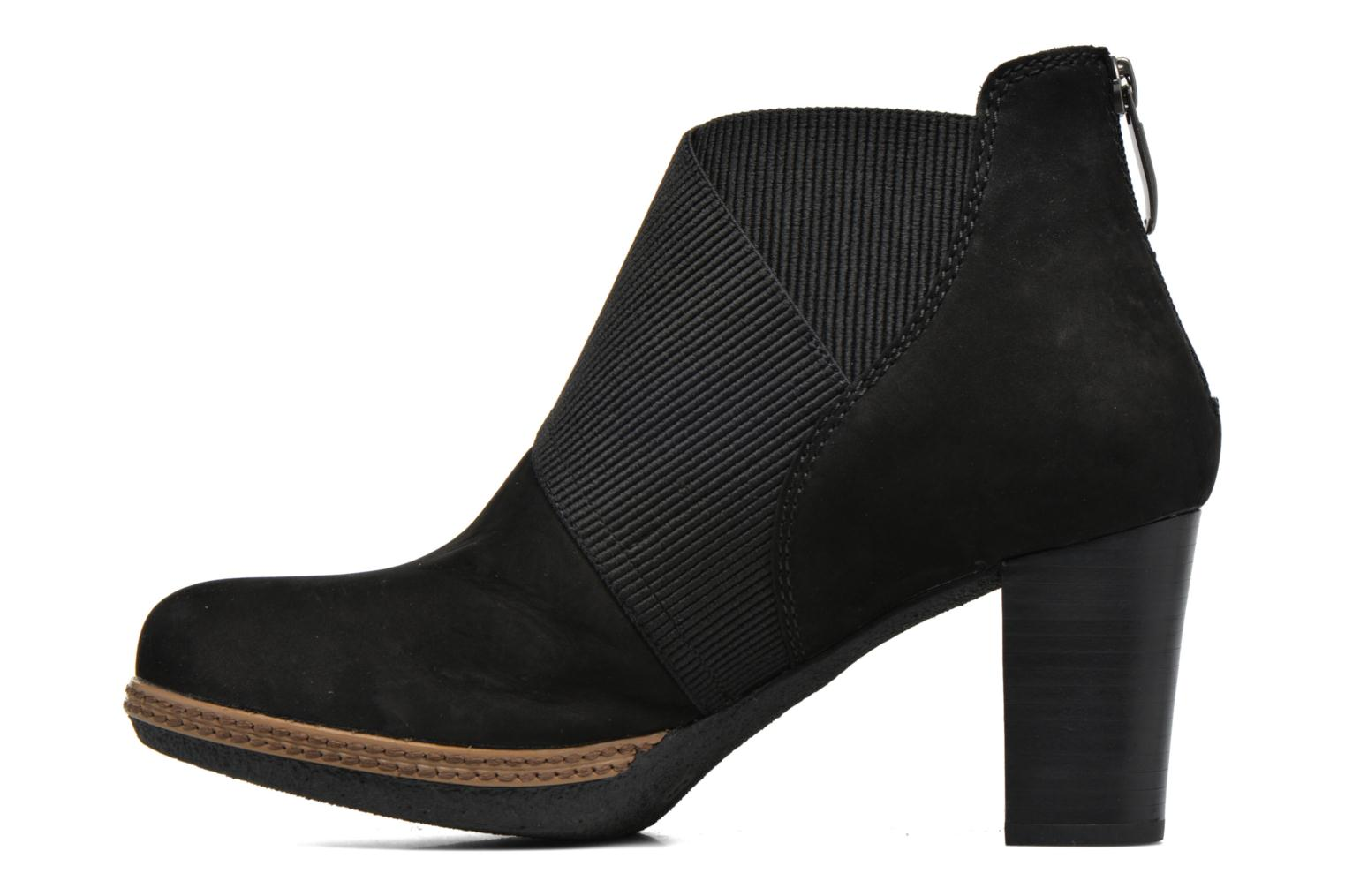 Ankle boots Gabor Mathilde Black front view