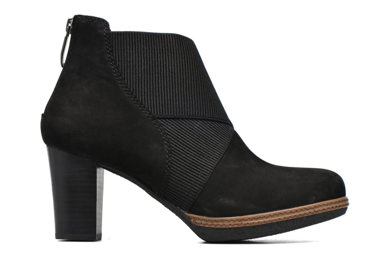 Ankle boots Gabor Mathilde Black back view