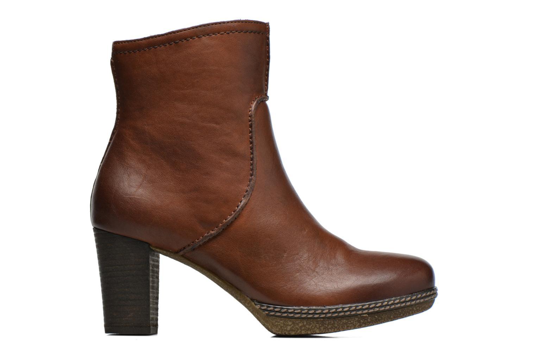 Bottines et boots Gabor Sofia Marron vue derrière