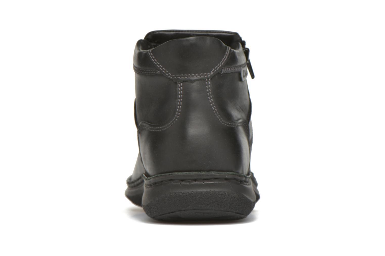Bottines et boots Josef Seibel Anvers 29 Noir vue droite