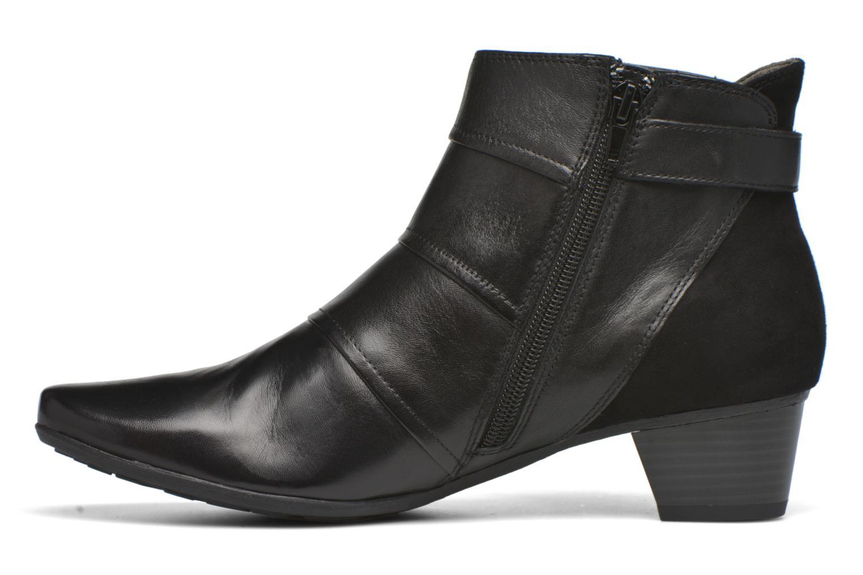 Bottines et boots Sweet Diegas Noir vue face