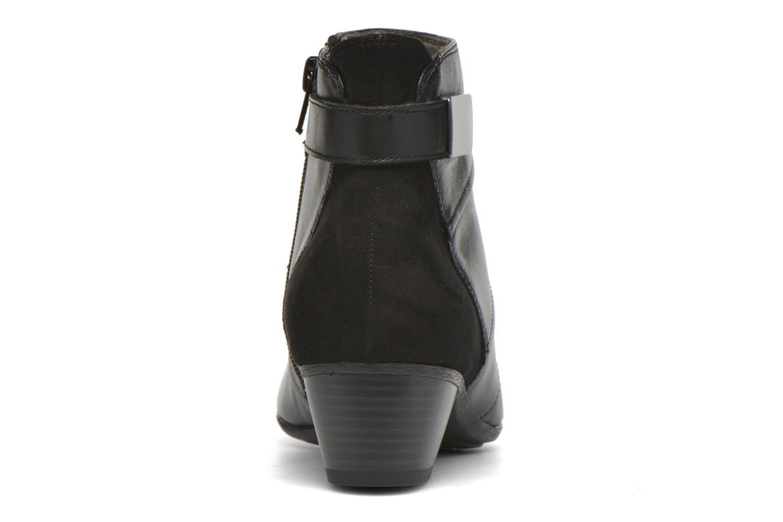 Bottines et boots Sweet Diegas Noir vue droite