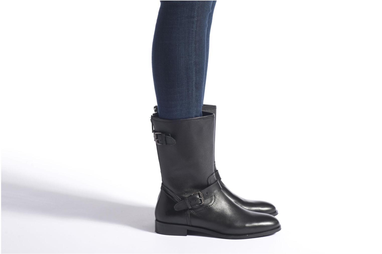 Bottines et boots Arima pour Elle Vocera Noir vue bas / vue portée sac