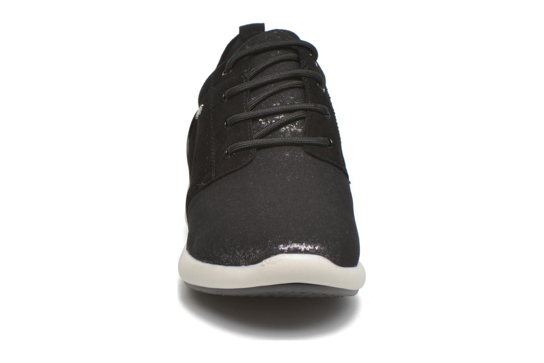 Baskets Geox D OPHIRA A D621CA Noir vue portées chaussures