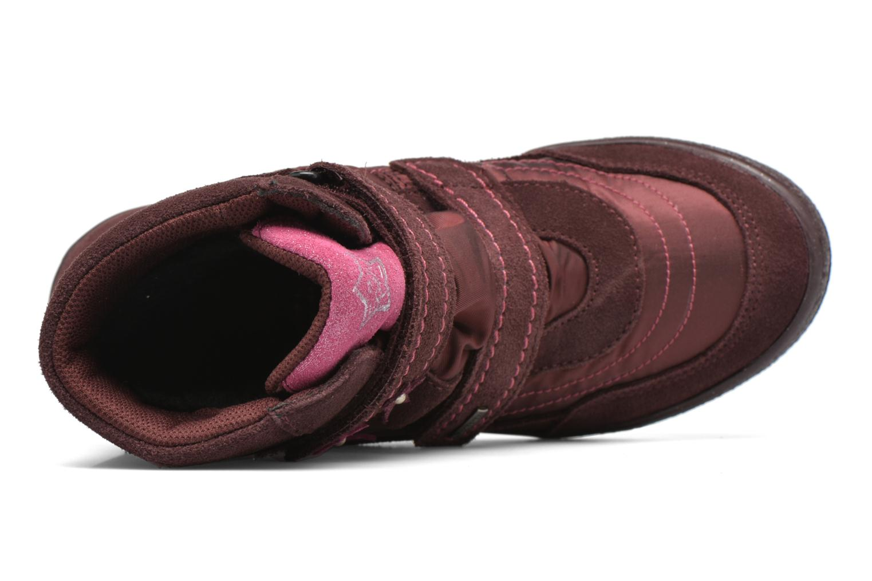 Stiefeletten & Boots Primigi GIANNIE-E weinrot ansicht von links