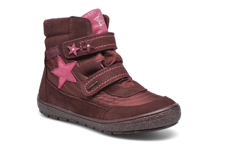 Stiefeletten & Boots Primigi GIANNIE-E weinrot detaillierte ansicht/modell