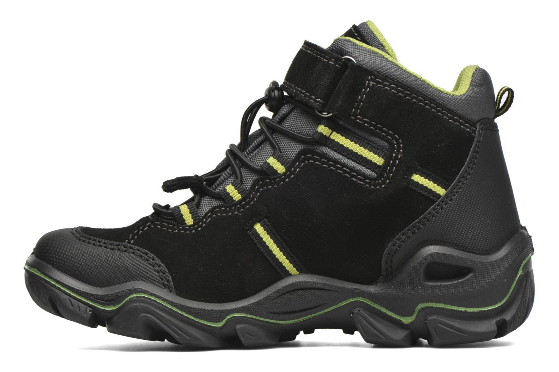 Stiefeletten & Boots Primigi JACKSON schwarz ansicht von vorne