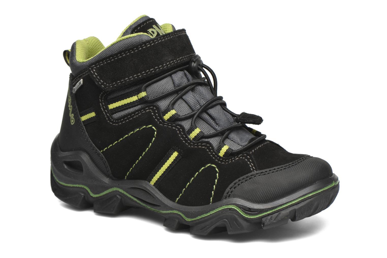 Stiefeletten & Boots Primigi JACKSON schwarz detaillierte ansicht/modell