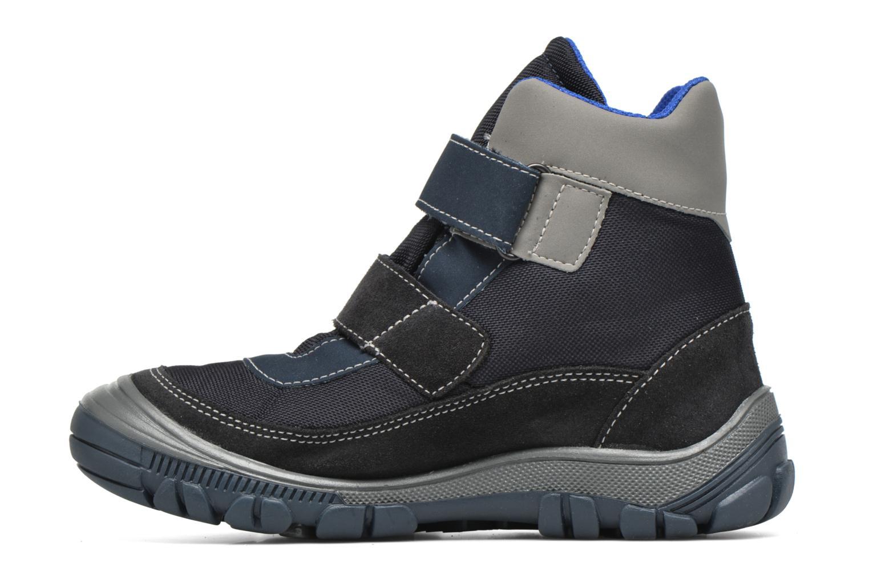 Boots en enkellaarsjes Primigi Meccoy-E Zwart voorkant