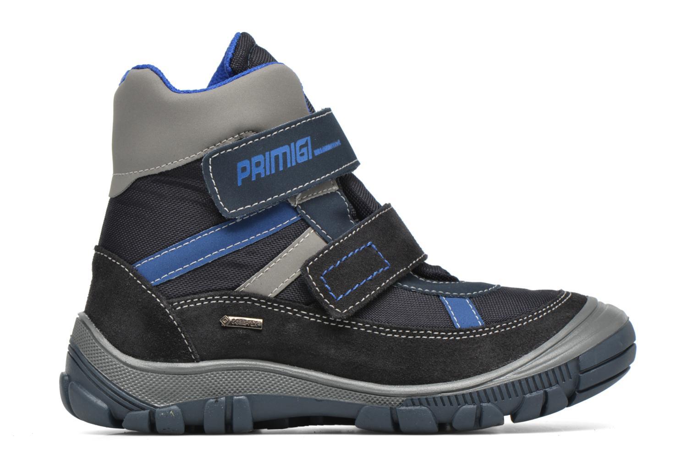 Boots en enkellaarsjes Primigi Meccoy-E Zwart achterkant