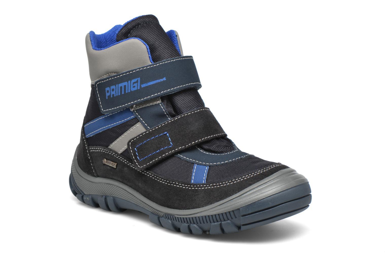 Boots Primigi Meccoy-E Svart detaljerad bild på paret
