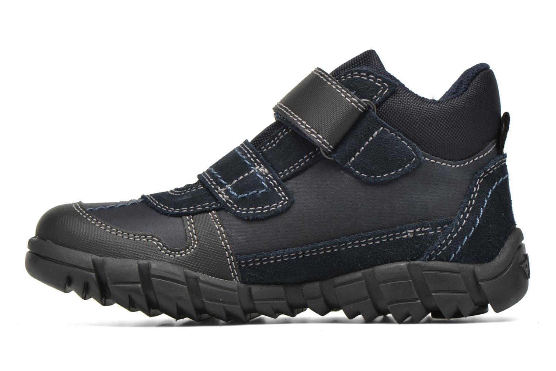 Stiefeletten & Boots Primigi Omar blau ansicht von vorne