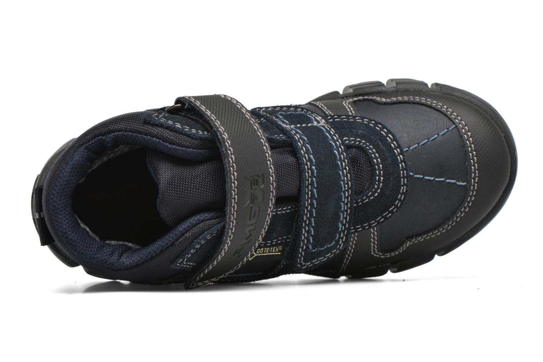 Stiefeletten & Boots Primigi Omar blau ansicht von links