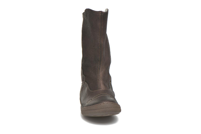 Bottes Primigi Britte-E Marron vue portées chaussures
