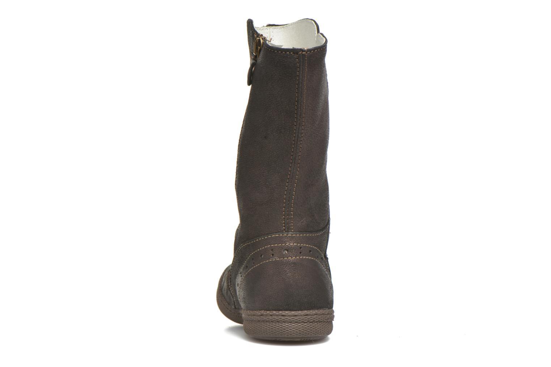 Støvler & gummistøvler Primigi Britte-E Brun Se fra højre