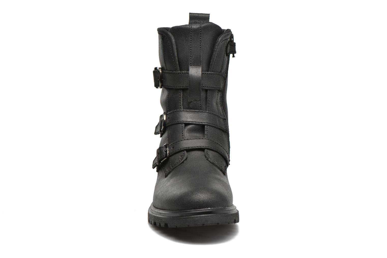 Stiefel Primigi Julie schwarz schuhe getragen