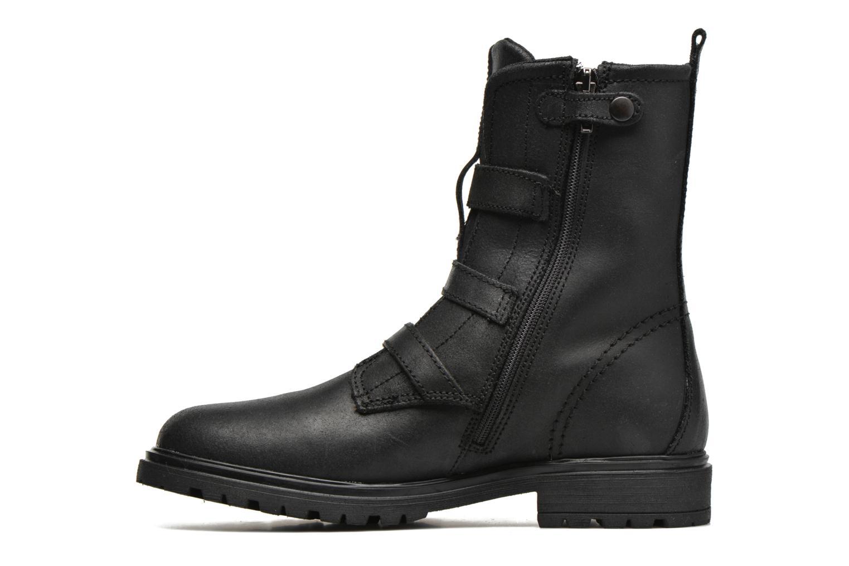 Støvler & gummistøvler Primigi Julie Sort se forfra