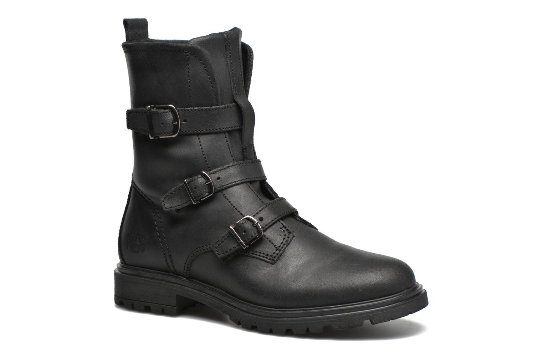 Støvler & gummistøvler Primigi Julie Sort detaljeret billede af skoene