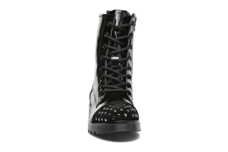 Bottes Primigi Rica 1 Noir vue portées chaussures
