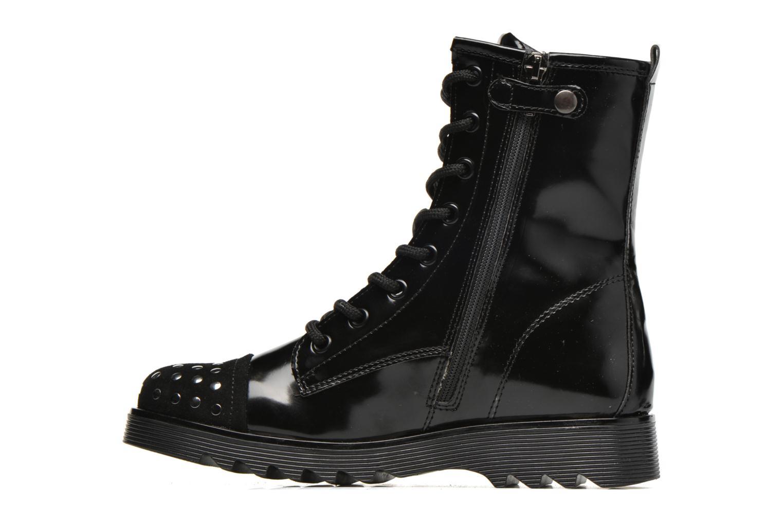 Boots & wellies Primigi Rica 1 Black front view