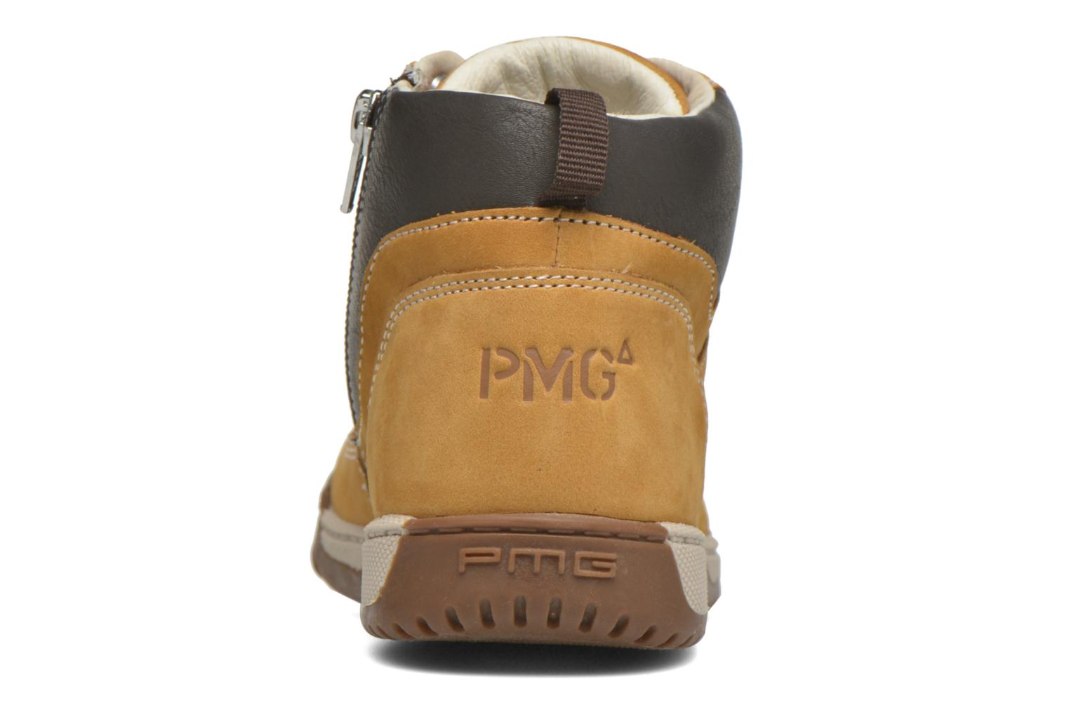 Trainers Primigi Neo B8 Beige view from the right