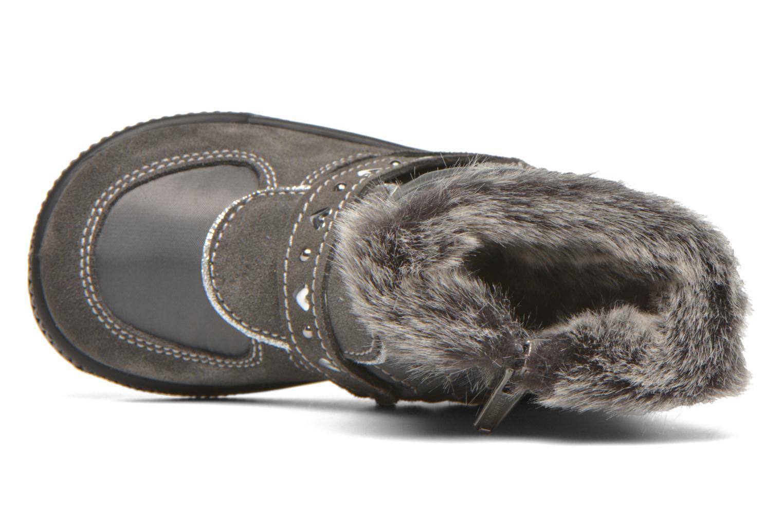 Stiefel Primigi Titi-E grau ansicht von links