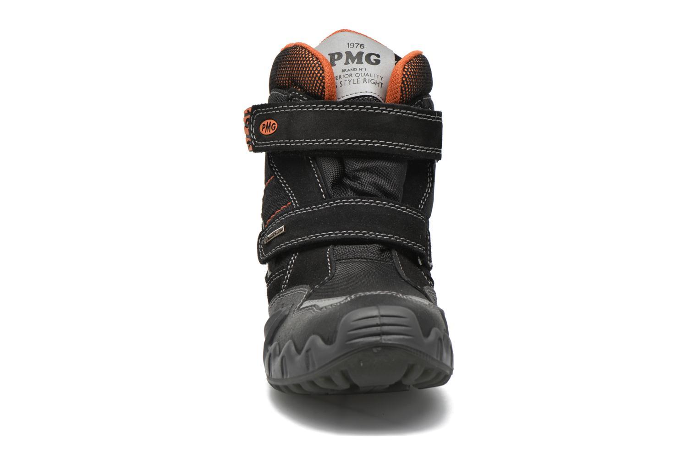 Bottes Primigi Grenth-E Noir vue portées chaussures