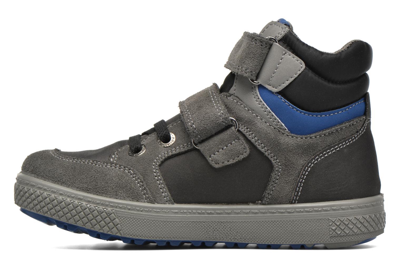 Sneaker Primigi Otty-E grau ansicht von vorne