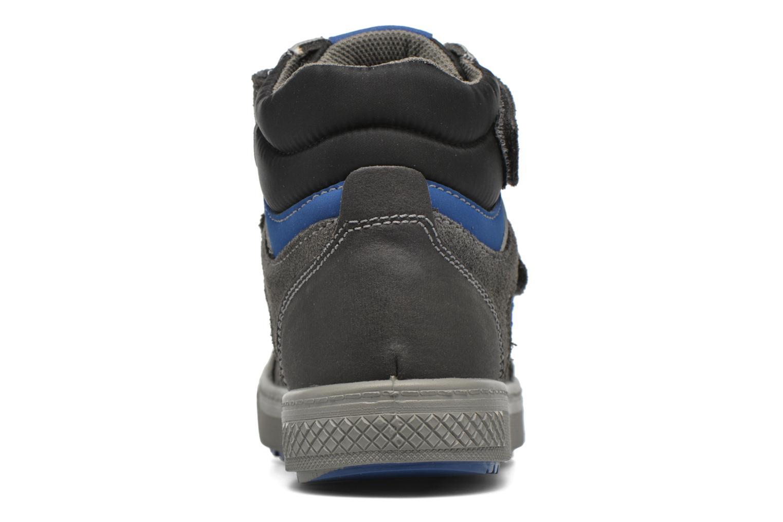 Sneaker Primigi Otty-E grau ansicht von rechts