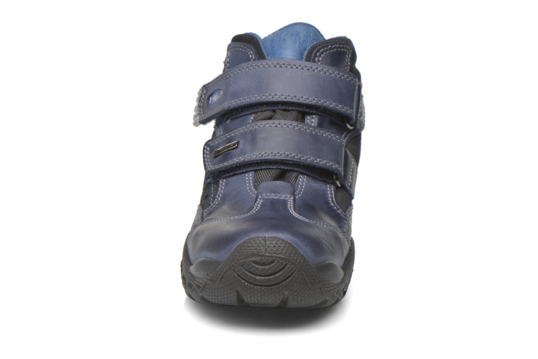 Baskets Primigi Wilky Bleu vue portées chaussures
