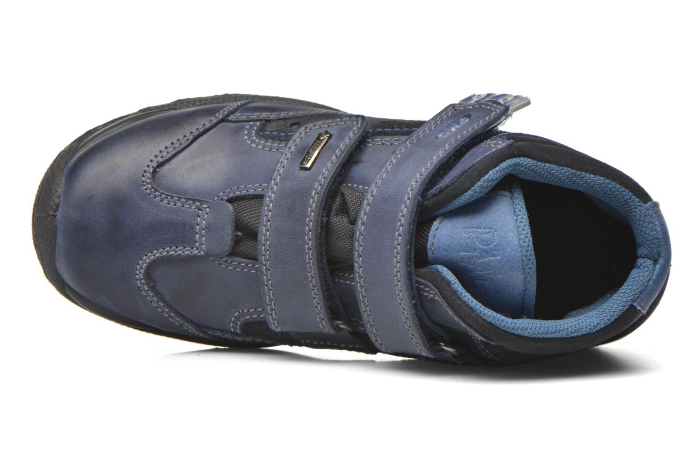Baskets Primigi Wilky Bleu vue gauche