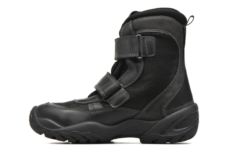 Boots & wellies Primigi Ivory-E Black front view