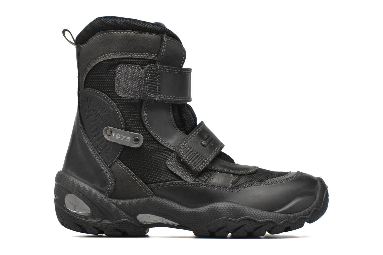 Boots & wellies Primigi Ivory-E Black back view