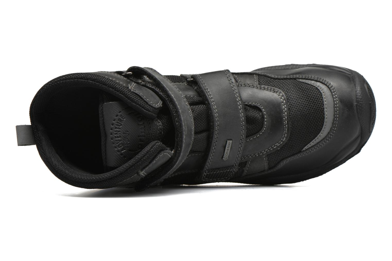 Botas Primigi Ivory-E Negro vista lateral izquierda