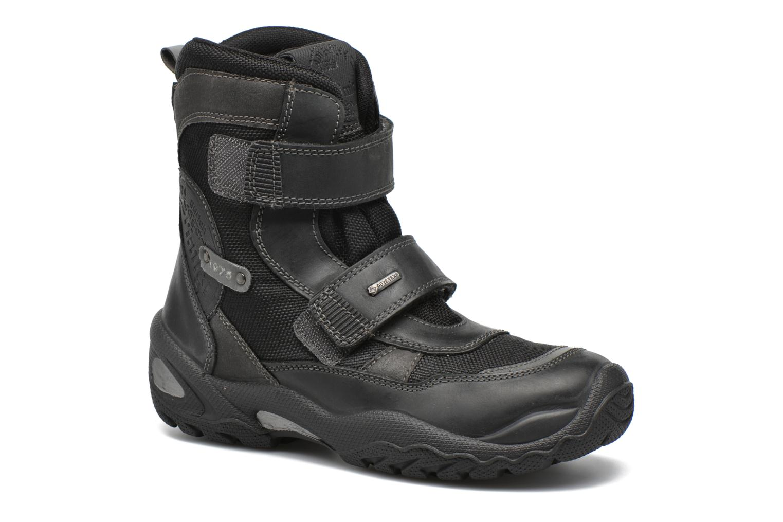 Boots & wellies Primigi Ivory-E Black detailed view/ Pair view