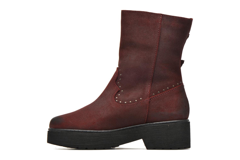 Stiefeletten & Boots Coolway Baboon rot ansicht von vorne