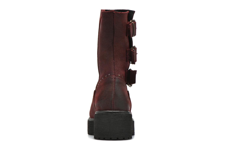 Stiefeletten & Boots Coolway Baboon rot ansicht von rechts