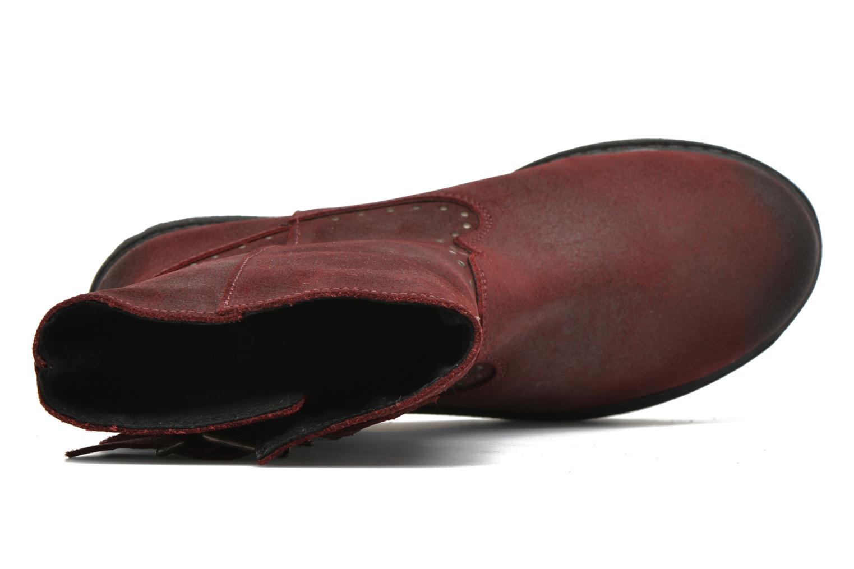 Stiefeletten & Boots Coolway Baboon rot ansicht von links