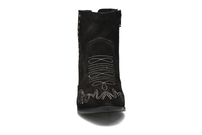 Stiefeletten & Boots Coolway Bala schwarz schuhe getragen