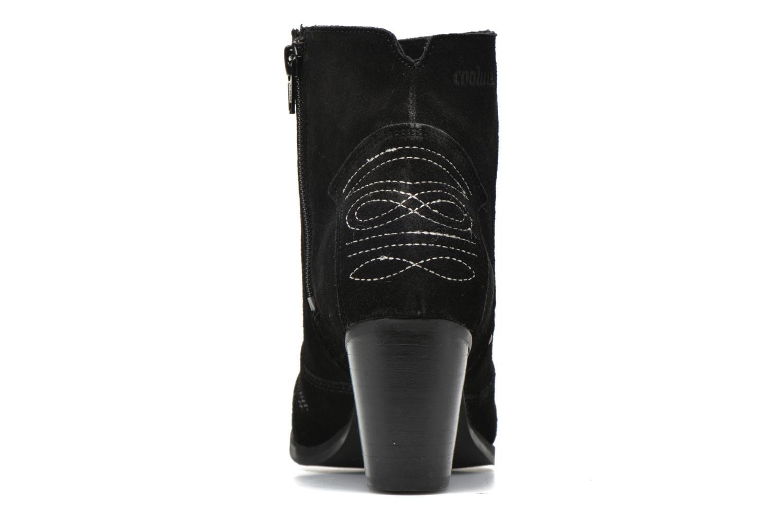 Stiefeletten & Boots Coolway Bala schwarz ansicht von rechts